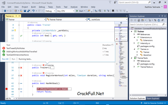 Visual Studio 2018 Product Key