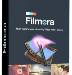 Wondershare Filmora Registration Code