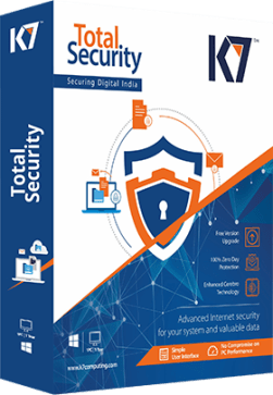 k7 Total Security Activation Key 2018