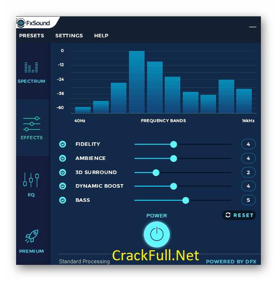 FxSound Enhancer 13.024 Crack + Serial Key
