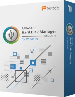Paragon Hard Disk Manager 16 Crack