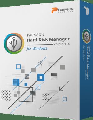 Paragon Hard Disk Manager 16 Crack