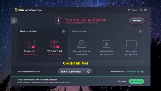 AVG Antivirus 2018 License Key
