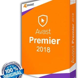 Avast Premier 2018 License File Till 2050 With Crack
