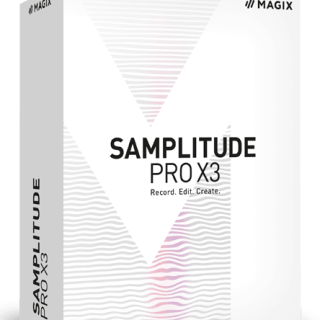 MAGIX Samplitude Pro x3 Suite Review