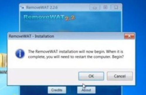 Removewat Crack Activator for Windows Full Free Download