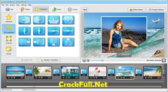 SmartShow 3D Keygen Crack With Serial Key Full Version