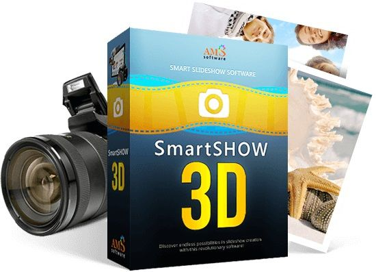 SmartShow 3D 10.0 Crack Keygen With Serial Key Full Version