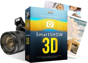 SmartShow 3D Serial Key and Email With Crack Keygen