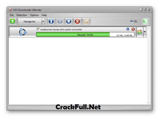 VSO Downloader Crack Ultimate