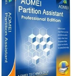 AOMEI Partition Assistant Professional Key