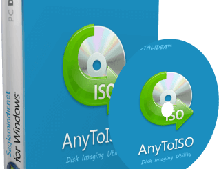 AnyToISO Pro Serial Key