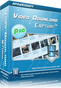 Apowersoft Video Download Capture Crack