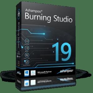 Ashampoo Burning Studio 19 Keygen