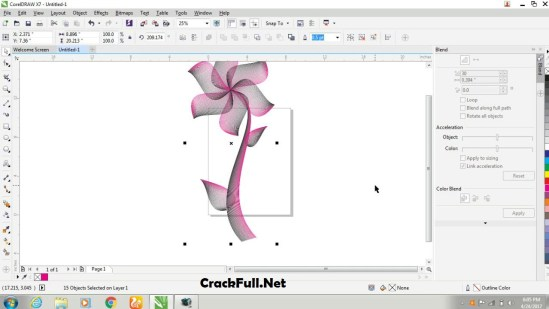 CorelDRAW X7 Serial Number