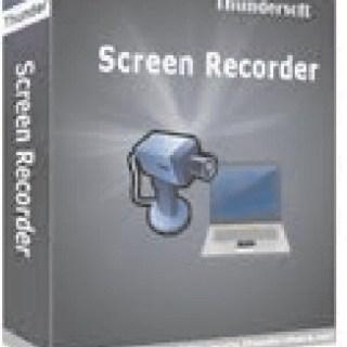 ThunderSoft Screen Recorder Pro Crack