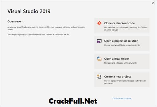 Visual Studio 2019 Product Key