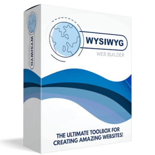 WYSIWYG Web Builder 15 Crack