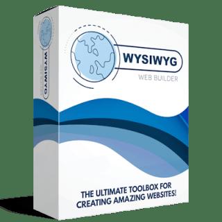 WYSIWYG Web Builder 15 Crack