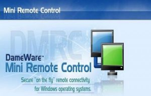 Dameware Mini Remote Control Crack