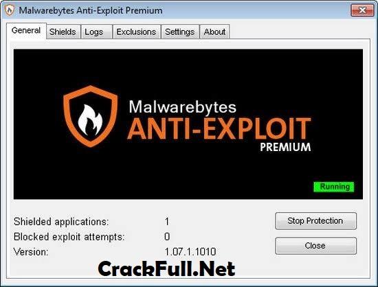 Malwarebytes Anti-Exploit Premium Crack Download
