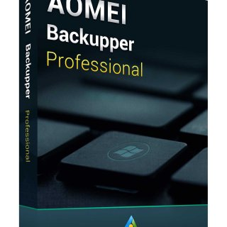 AOMEI Backupper Professional Crack