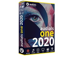 Audials One 2020 Crack With License Key Download
