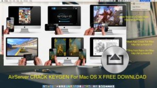 AirServer 7.1.4 Crack + Activation Code Full Mac Free Here