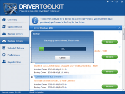 Driver toolkit 8.5 Crack + License key Full 100% Working Free Download