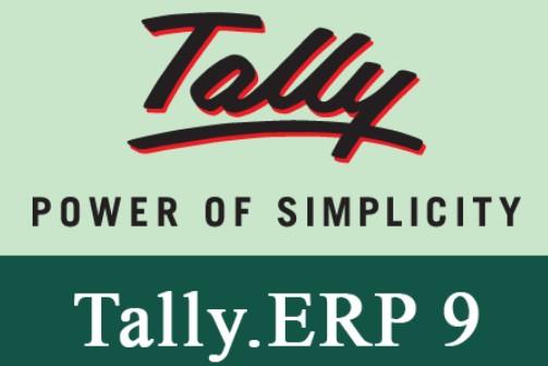 Tally ERP 9 Crack Release 6.4.9