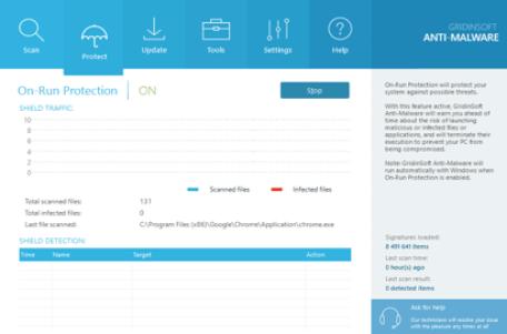 GridinSoft Anti-Malware 4.0.1 License Key + Crack