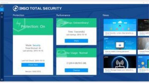 360 Total Security 10.0.0.1159 Crack + Serial Key