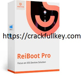 Tenorshare ReiBoot 7.3.1.3 Crack With Registration Code Free Download 2019