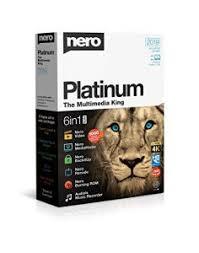 nero platinum crack