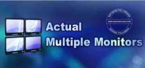 actual multiple monitors license key