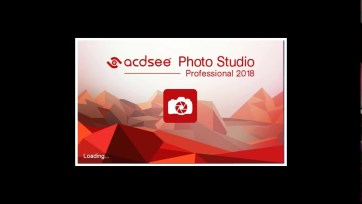 ACDSee Photo Studio Ultimate 2019 v12.0 Build Crack