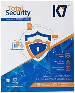 K7 Total Security 15.1.0330 Crack With Activation Key Free Download