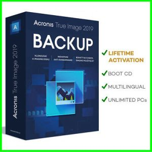 Acronis True Image 2019 Crack + Activation Key With Torrent Full Free [Latest]