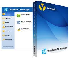 Windows 10 Manager Crack 3.0.2 & Activation Code Plus Keygen Full Free 2019