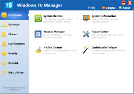 Windows 10 Manager Crack 3.0.2 & Activation Code Plus Keygen Full Free 2019
