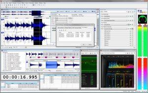 SOUND FORGE Pro 13.0 Build 100 Crack