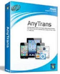 AnyTrans 6.3.3 Crack