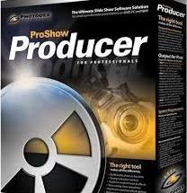 Photodex ProShow Producer 9.0.3793 Crack