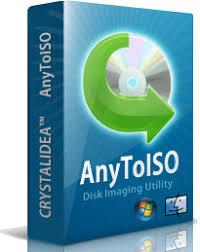 AnyToISO Pro 3.8.1 Build 562 Crack