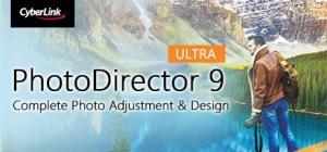 CyberLink PhotoDirector Ultra 9.0.2607.0 Crack
