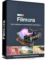Wondershare Filmora 8.6.2.0 Crack
