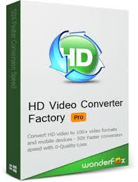Wonderfox HD Video Converter Factory 14.0 Crack