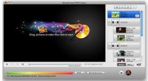 Wondershare DVD Creator 5.0.1.23 Crack