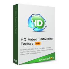 Wonderfox HD Video Converter Factory 14.2 Crack