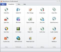 BurnAware Professional 11.8 Crack
